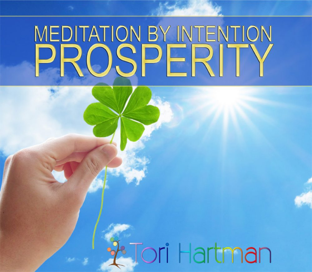 meditation by intention prosperity