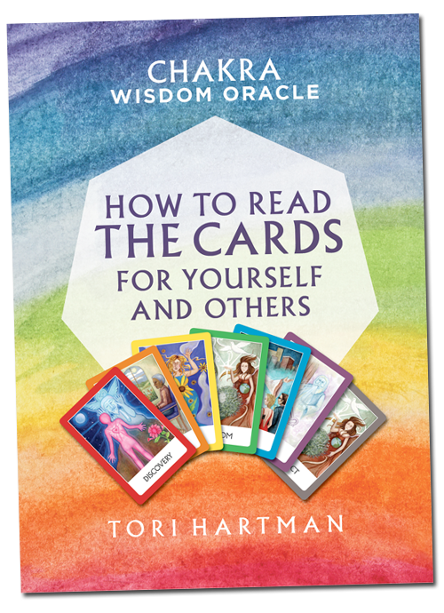 read the oracle cards for yourself or others