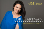 OMTimes Interviews Tori about How the Chakra Wisdom Cards Work