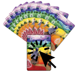 Try the Oracle Cards